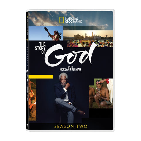 The Story of God with Morgan Freeman Season 2