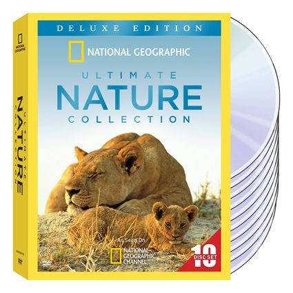Ultimate Nature Collection - Deluxe Edition DVD
