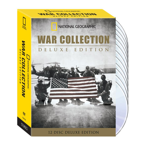 National Geographic War Collection: Deluxe Edition 12-DVD Set