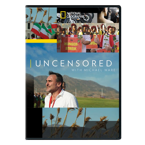Uncensored with Michael Ware DVD-R