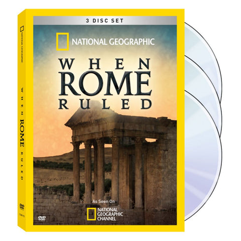 When Rome Ruled DVD
