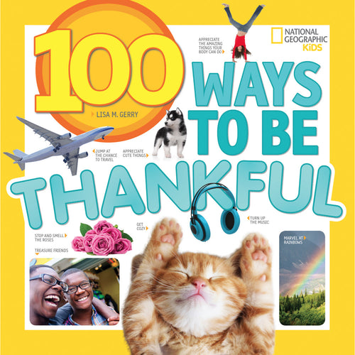 Image of 100 Ways to Be Thankful