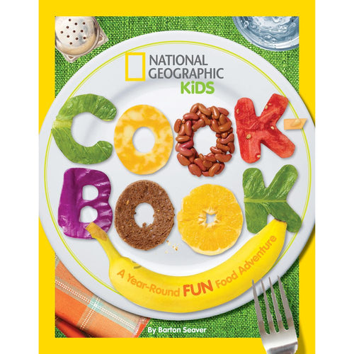 Image of National Geographic Kids Cookbook