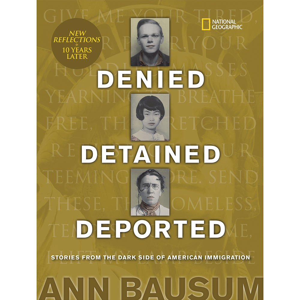 National Geographic Denied, Detained, Deported Updated