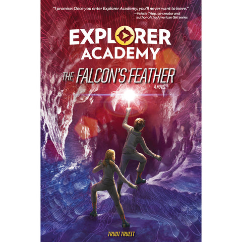 Explorer Academy: The Falcon's Feather - Book #2 - Hardcover