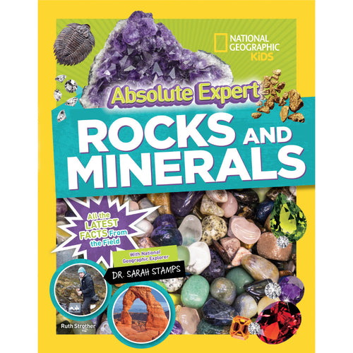 Image of Absolute Expert: Rocks & Minerals