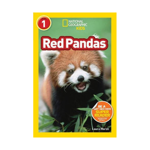 National Geographic Readers: Red Pandas