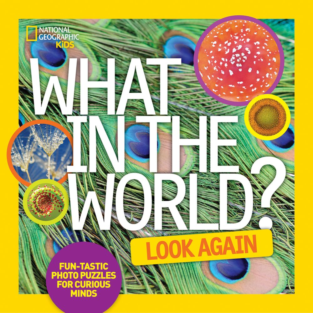 7cd42d8e500 What in the World: Look Again | Shop National Geographic