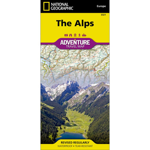 Alps Adventure Map