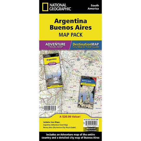 Argentina, Buenos Aires [Map Pack Bundle] Adventure Maps