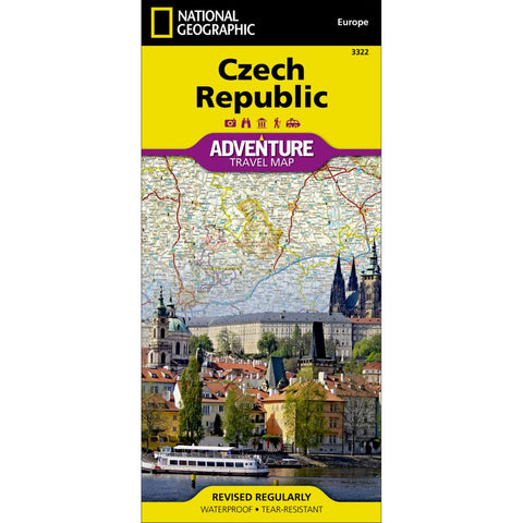 Czech Republic Adventure Map