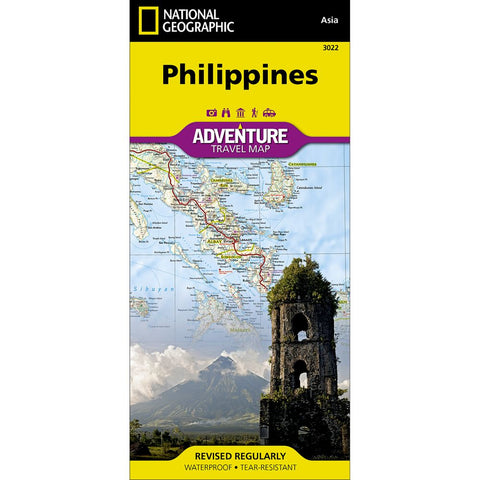 Philippines Adventure Map