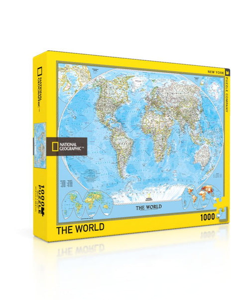 Image of The World Puzzle