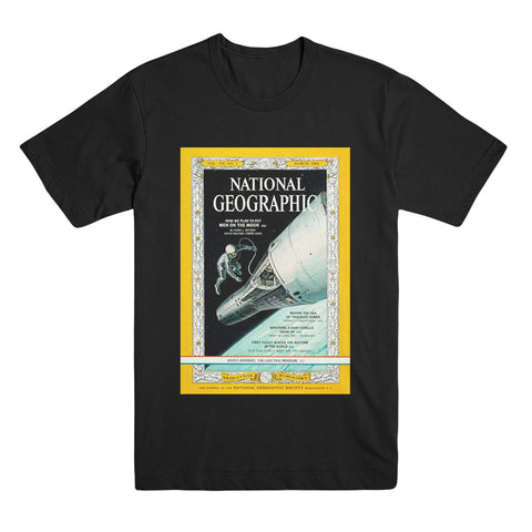 National Geographic Vintage Moon Full Color T-Shirt