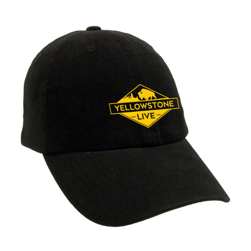 Image of National Geographic Yellowstone Live Black Hat