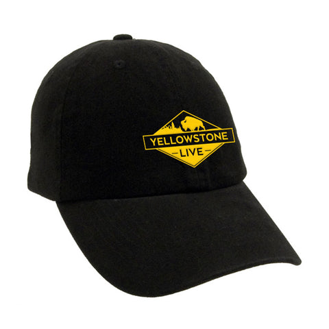 National Geographic Yellowstone Live Black Hat