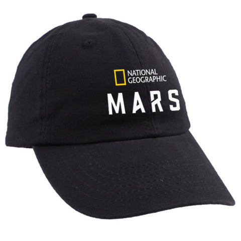 National Geographic Mars Logo Hat