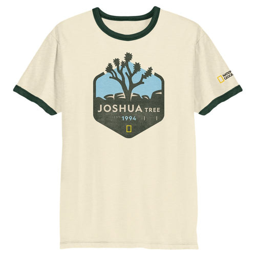 Image of National Geographic Joshua Tree Ringer Tee