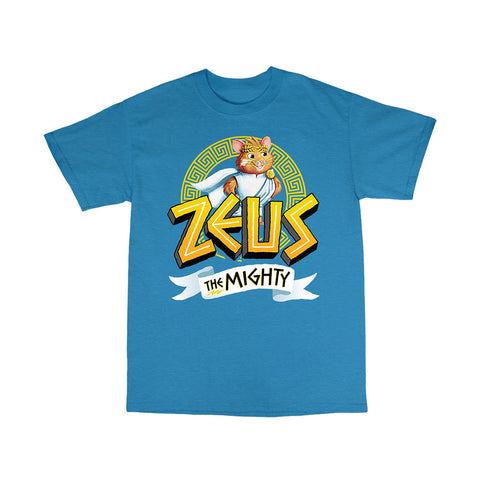 National Geographic Zeus the Mighty Kids Tee