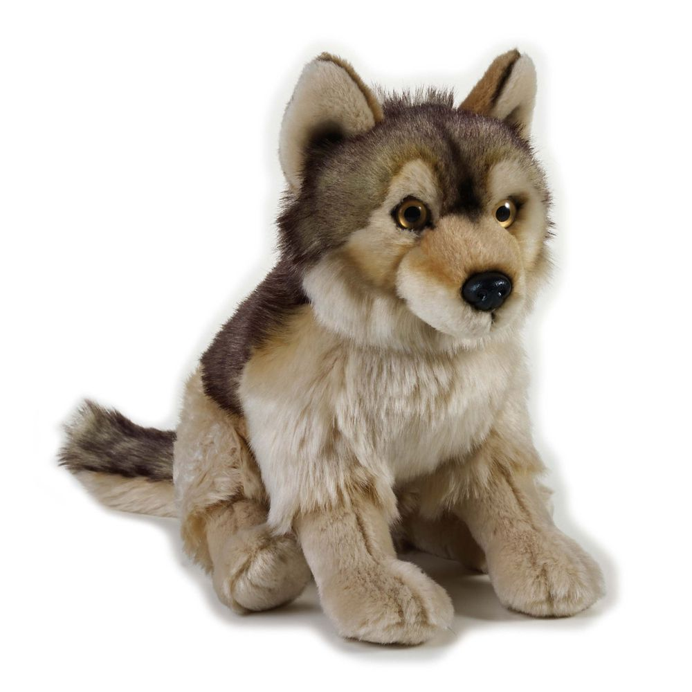 Wolf Plush Toy Shop National Geographic