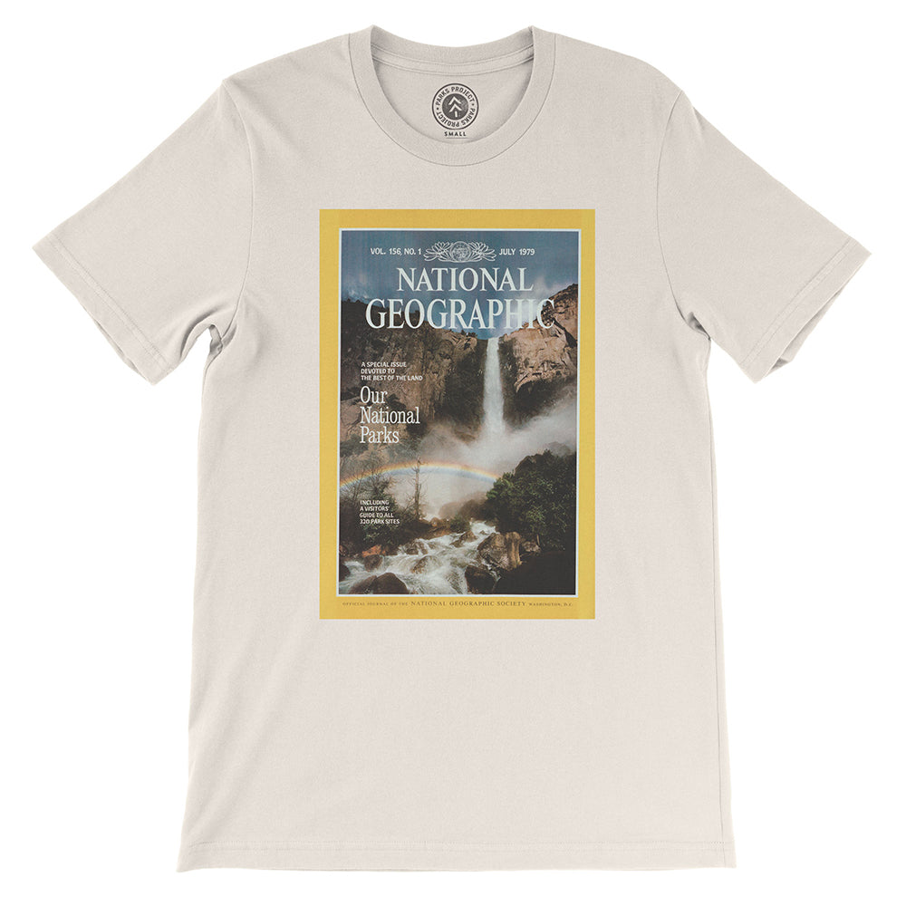 f7134bcd5c29 National Geographic Vintage Cover T-shirt | Shop National Geographic