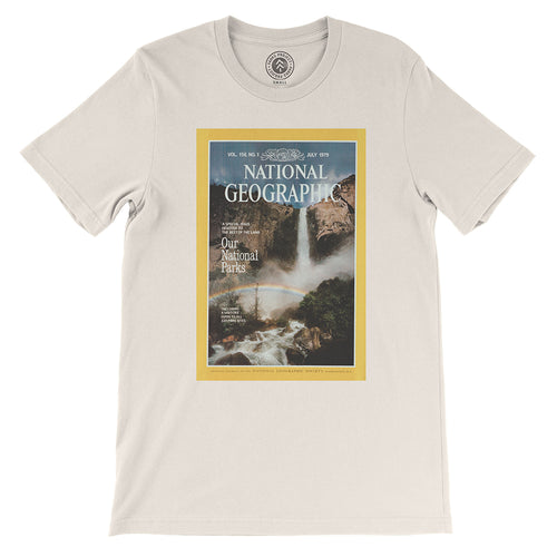 Image of National Geographic Vintage Cover T-shirt
