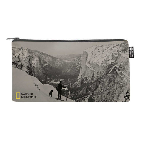 National Geographic Vintage Photo Travel Pouch