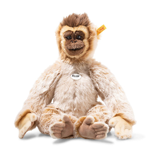Image of Bongo the Gibbon Heirloom-Quality Dangling Plush from Steiff