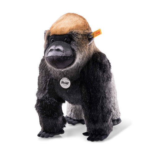 Image of Boogie the Gorilla Heirloom-Quality Plush from Steiff