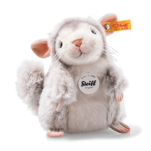 Image of Chinchi the Chinchilla Heirloom-Quality Plush from Steiff