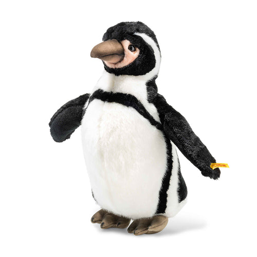 Image of Hummi the Humboldt Penguin Heirloom-Quality Plush from Steiff