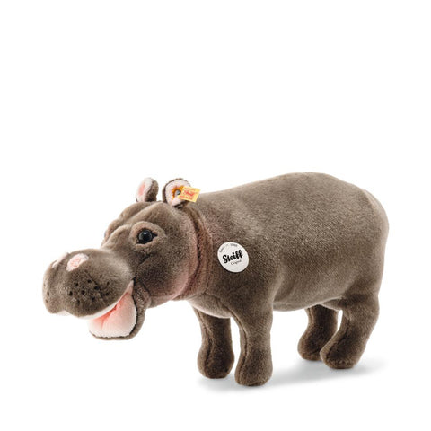 National Geographic Hippo Plush from Steiff