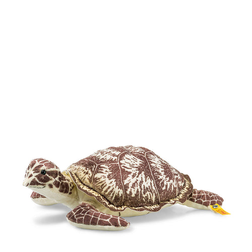 Image of Kari the Hawksbill Turtle Heirloom-Quality Plush from Steiff
