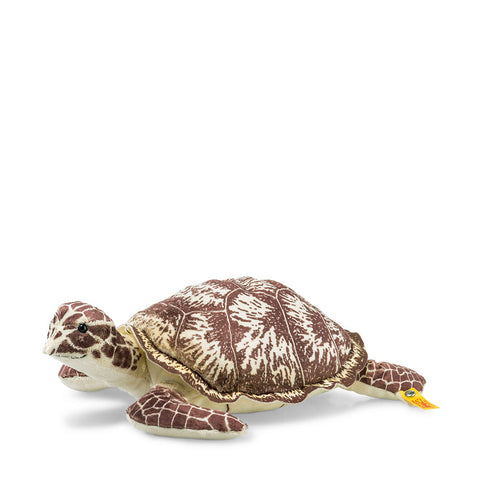 Kari the Hawksbill Turtle Heirloom-Quality Plush from Steiff