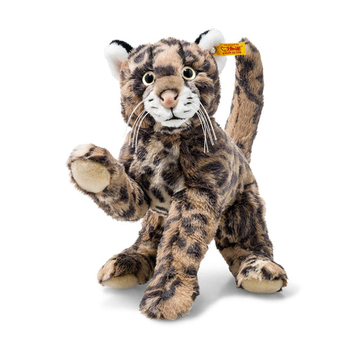 Image of Ozzie the Tiger Cat Heirloom-Quality Plush from Steiff