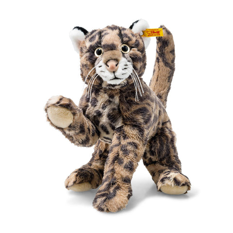 Ozzie the Tiger Cat Heirloom-Quality Plush from Steiff