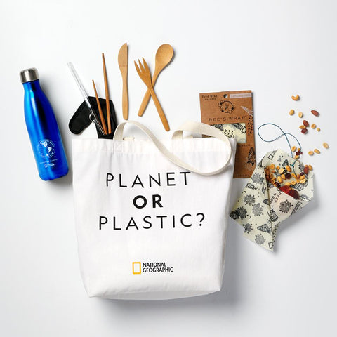 National Geographic Sustainability Kit