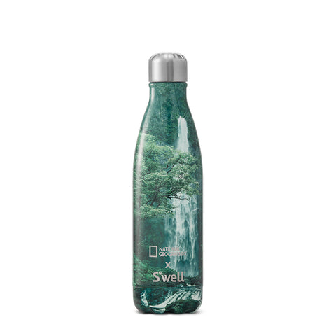 National Geographic Waterfall S'well Bottle