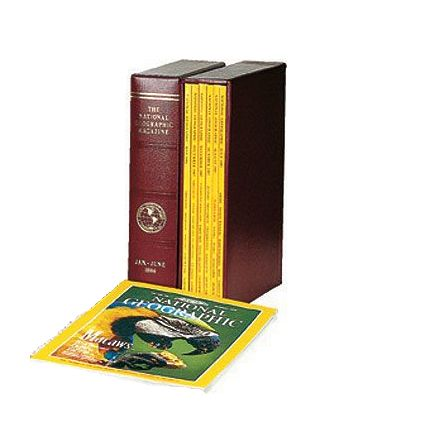 2012 National Geographic Magazine Slipcase