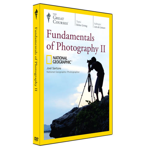 Fundamentals of Photography Course on DVD, Vol. 2