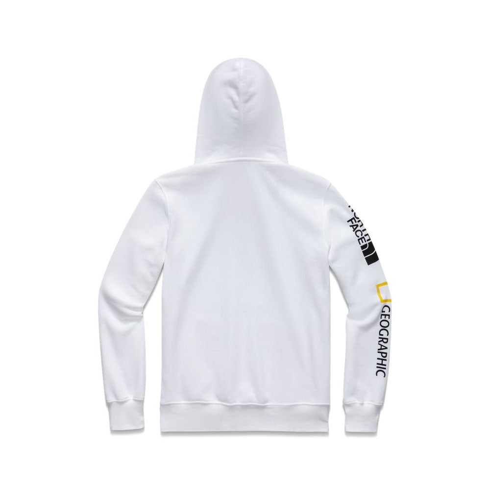 d85d80fe4 The North Face Find the Source Limited Edition Men's White Hoodie