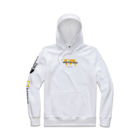 The North Face Find the Source Limited Edition Men's White Hoodie