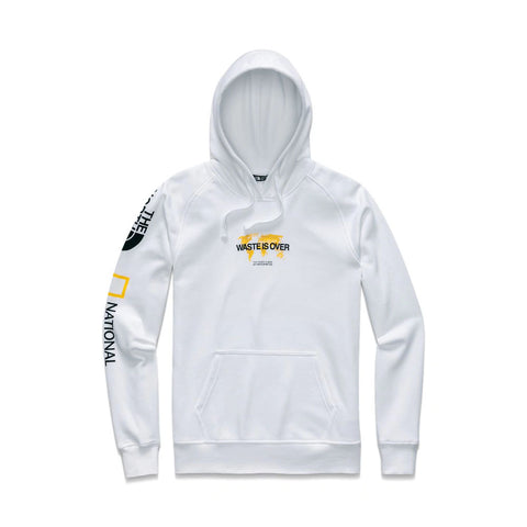 The North Face Find the Source Limited Edition Women's White Hoodie