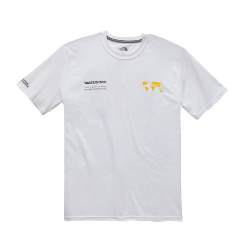 The North Face Find the Source Limited Edition Men's White Short Sleeve Tee
