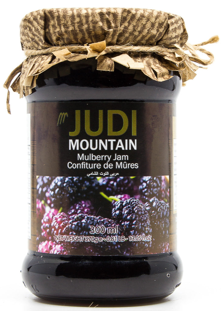 Judi Mountain Mulberry Jam (370 g) مربى التوت