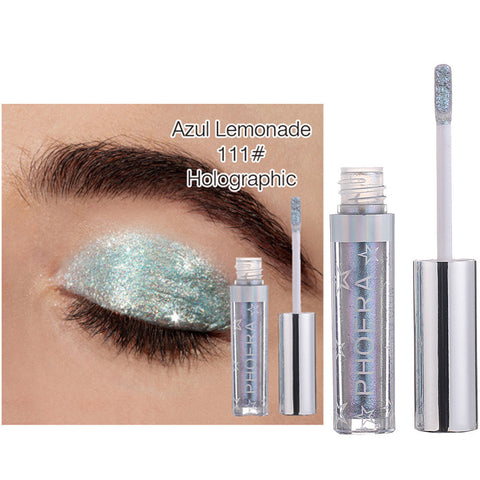12 Color Magnificent Metals Glitter and Glow Liquid Eyeshadow