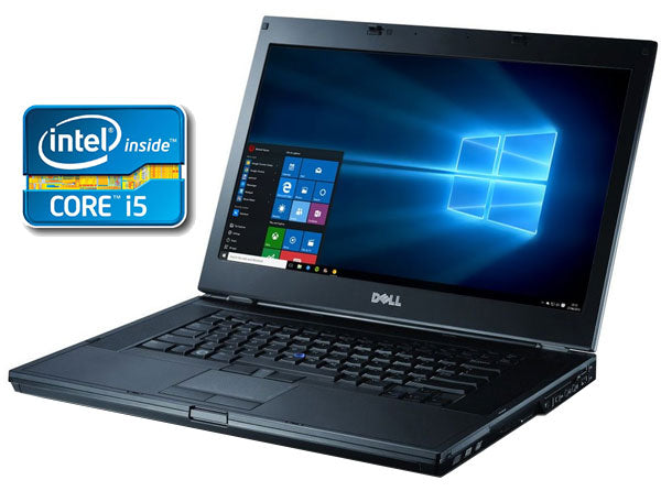 Dell Latitude E6410 Laptop Intel Core i5 4GB 160GB Wireless Windows DVD