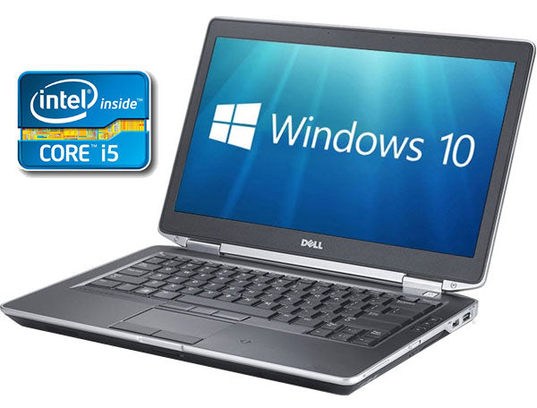 Dell Latitude E6430 Laptop Intel Core i5-3320M 4GB 320GB Wireless Windows  10 Warranty