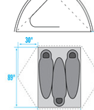The-North-Face-Tent-Talus-3-sleeping-diagram