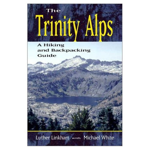 Book-The-Trinity-Alps-A-Hiking-and-Backpacking-Guide